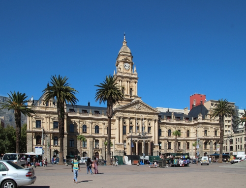 About Cape Town City Hall